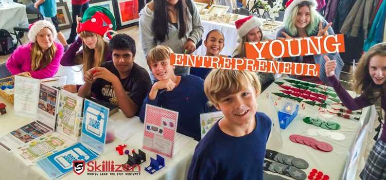 Entrepreneurship is a life skills