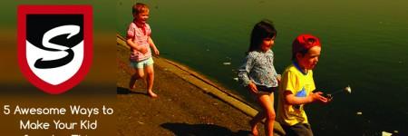 summer kids